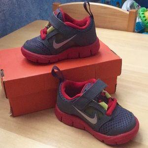 Nike Free Run Baby Shoe